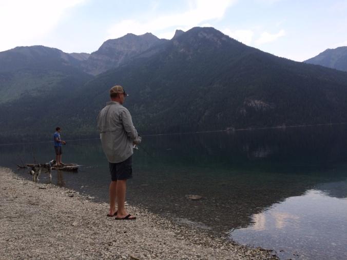 Whiteswan Lake, BC